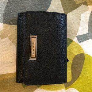 Tahiti Black wallet